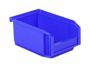 caisse plastique de rangement bac de rangement l with caisse plastique de rangement bote carre. Black Bedroom Furniture Sets. Home Design Ideas