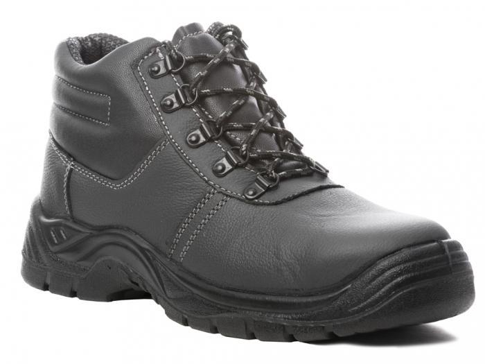 Chaussures Cuir De Delta Plus Securite delta Chaussure Plus 0PX8wOkNn